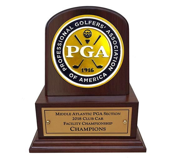 3D Color Desktop on Base, PGA award